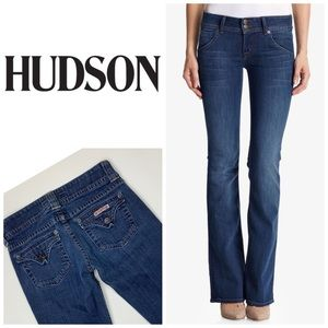 Hudson Signature Bootcut Jeans 👖